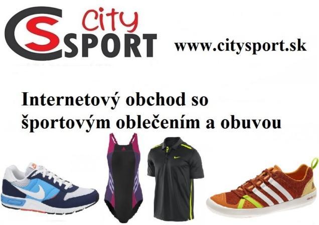CitySport e-shop so športovým oblečením - bazos 467cc609f3c
