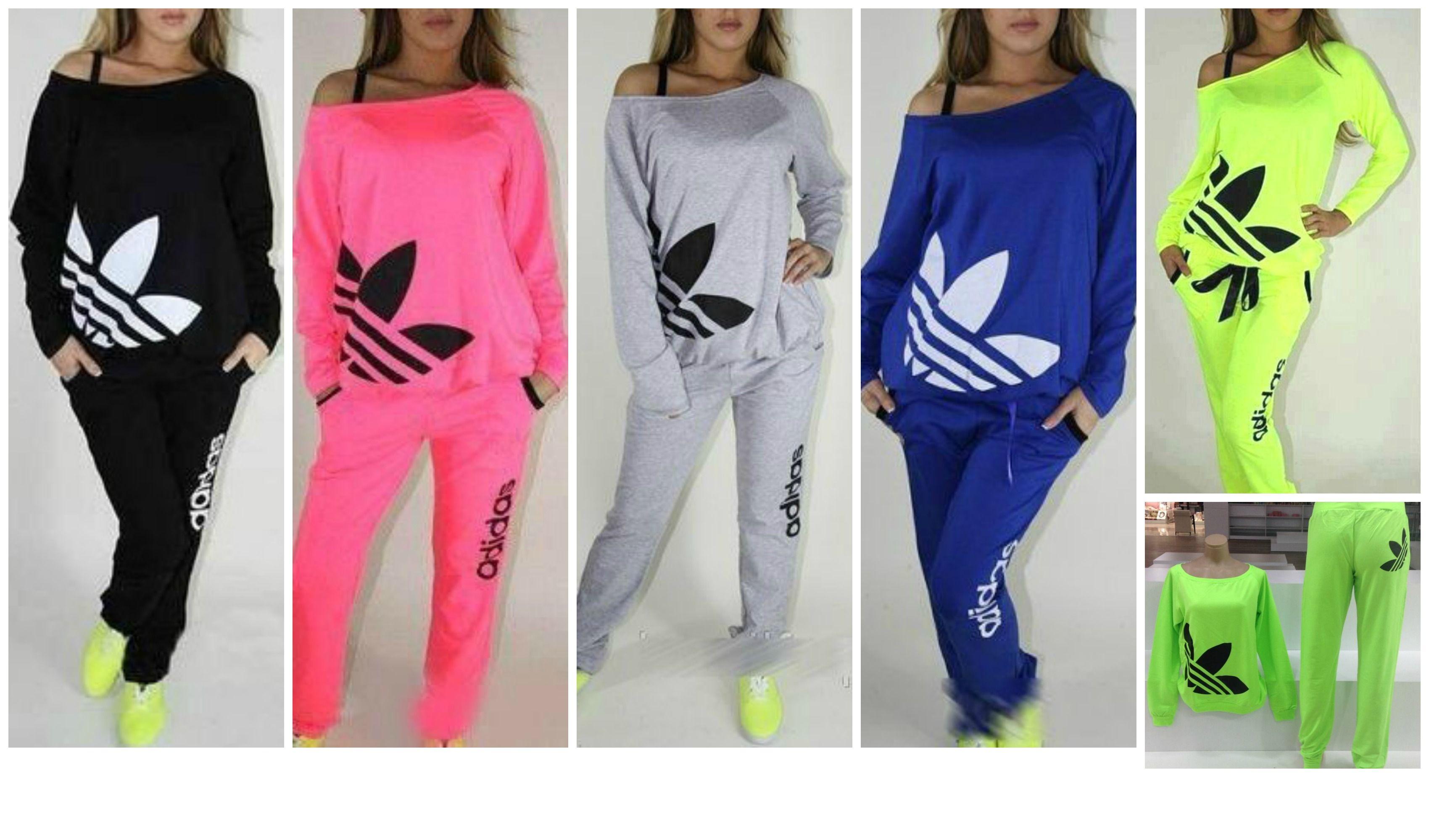 dc0039aa8 Dámska tepláková súprava Adidas rôzne farby