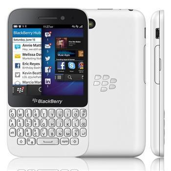 d78a5b36c Predám nový BlackBerry Q10 QWERTZ White + záruka 2 roky, doručenie zdarma