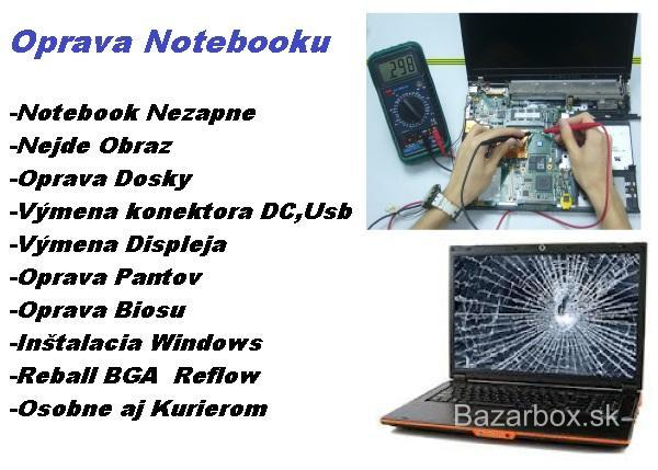 Servis notebooku,oprava notebookov servis tablet