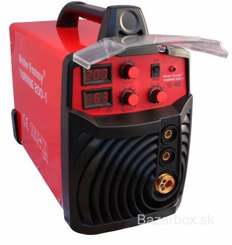 faa0b42193654 Zváračka WF TWINMIG 200-I regulácia indukcie